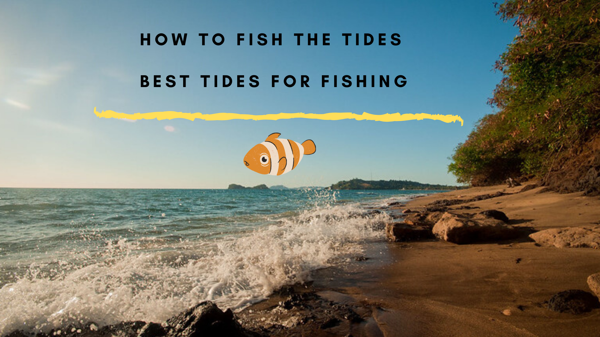 Best Tides For Fishing