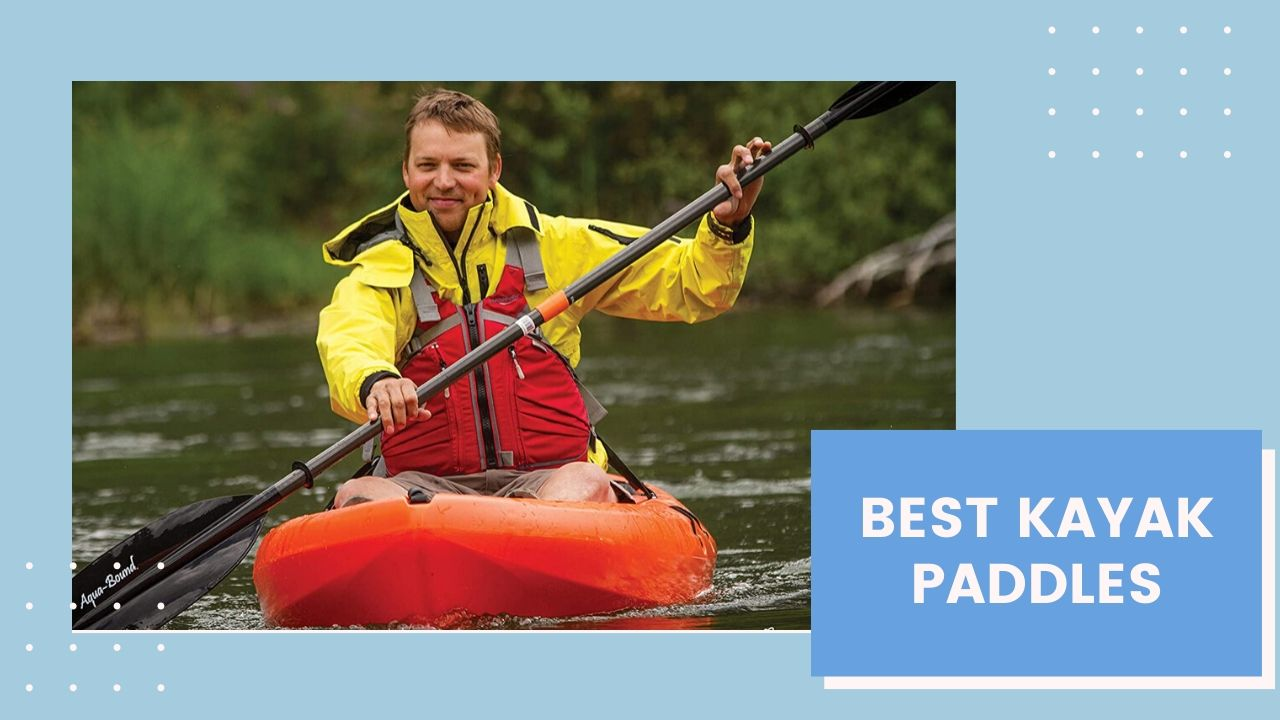 Top 10 Best Kayak Paddles For The Money In 2020 Reviews